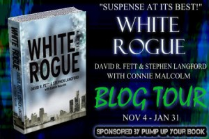 White Rogue at Pump Up Your Book