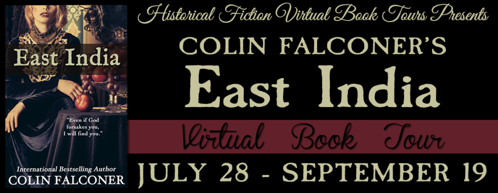 East India Blog Tour