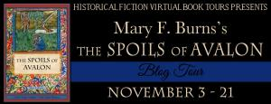 04_The Spoils of Avalon_Blog Tour Banner_FINAL