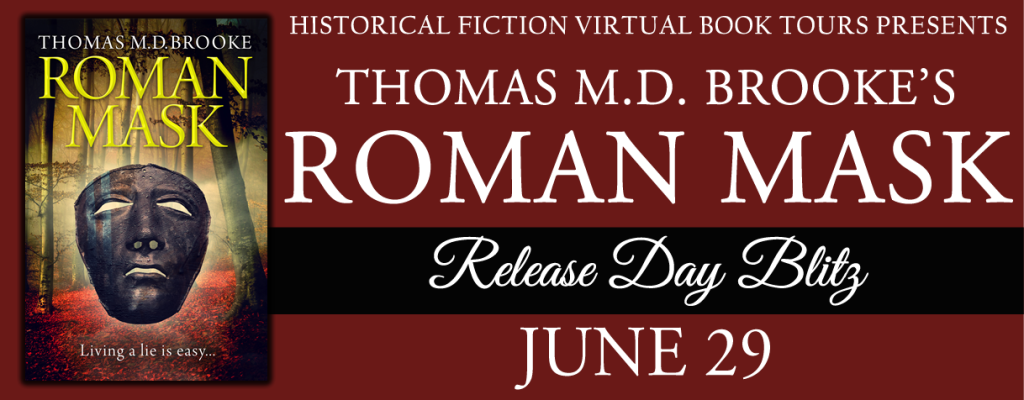 Roman Mask Blog Tour