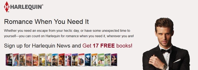Harlequin: Romance When You Need It