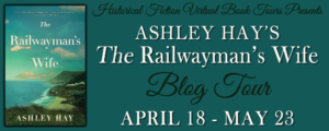 Railway Man's Wife Blog Tour