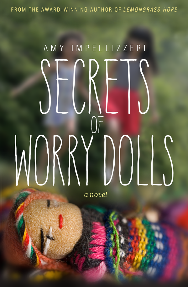 Secrets of Worry Dolls