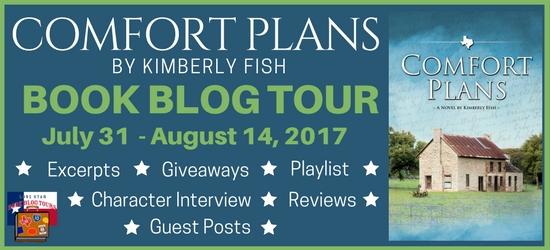Comfort Plans Blog Tour