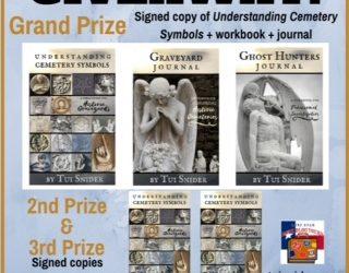 Giveaway: Understanding Cemetery Symbols