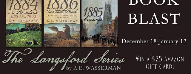 Langsford Series Book Blast