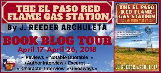 El Paso Red Flame Gas Station