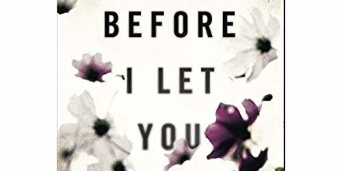 Before I Let You Go cover