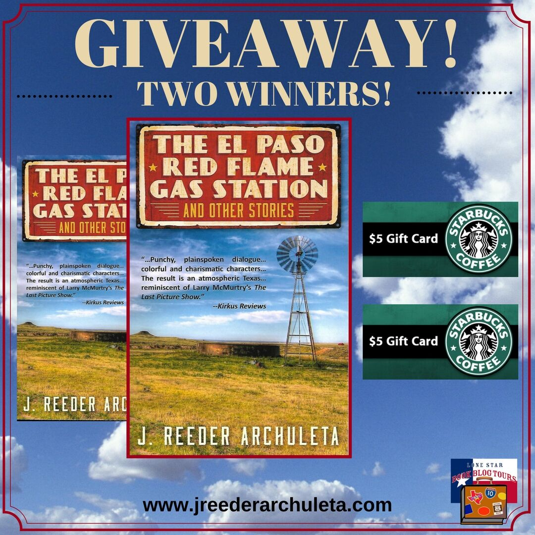 Review: The El Paso Red Flame Gas Station and Other Stories, by J