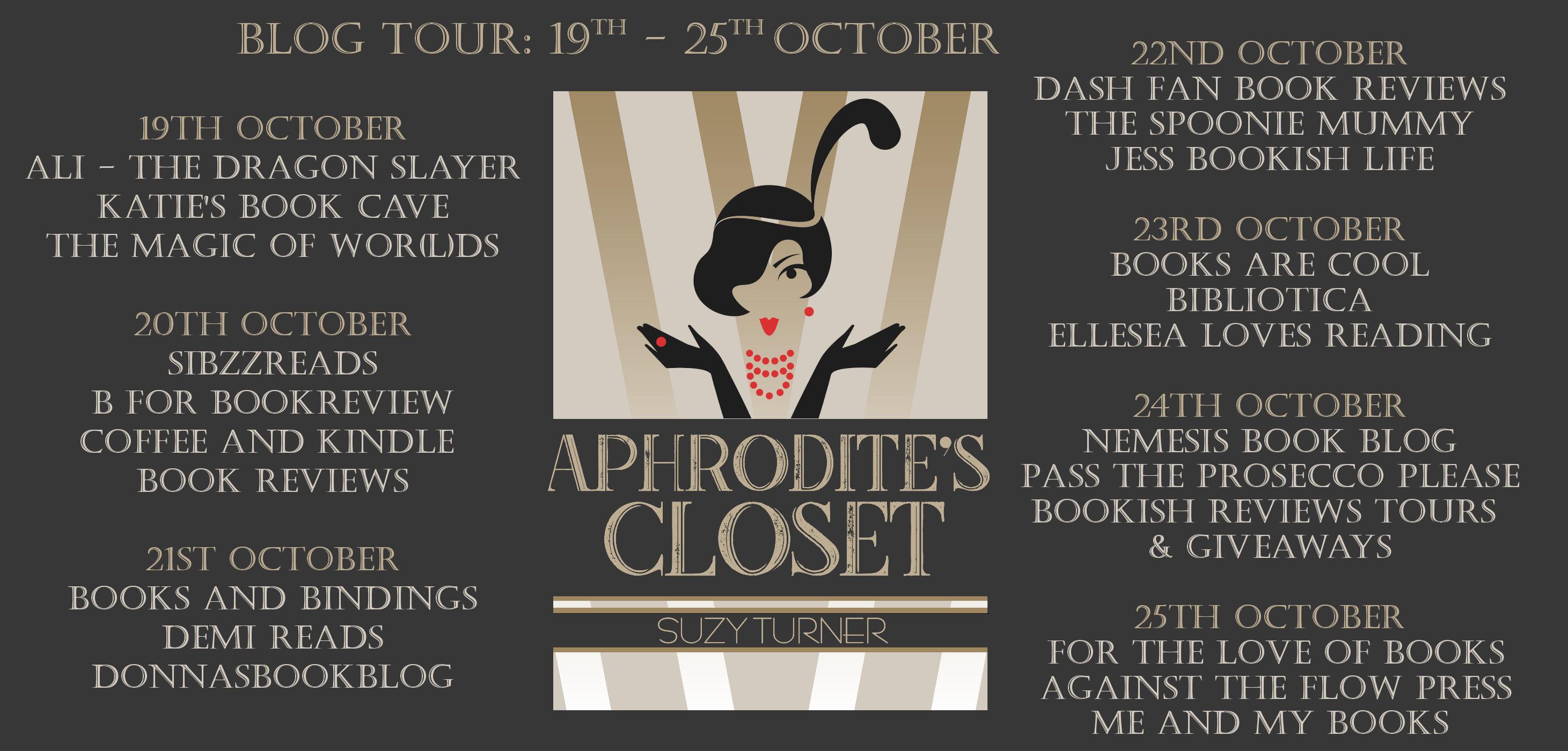 Aphrodites Closet Full Tour Banner