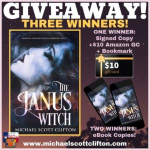 Janus Witch - Giveaway