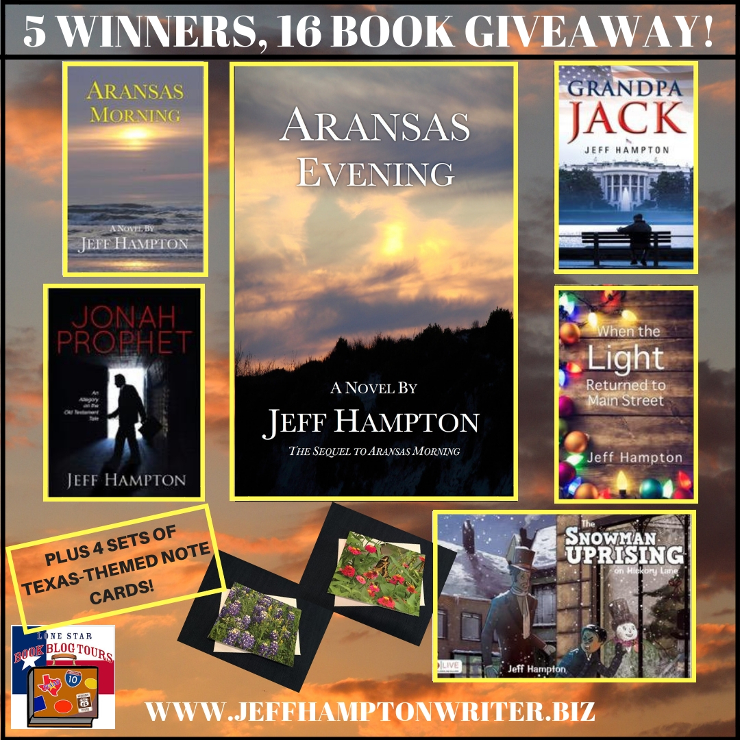 Giveaway Aransas Evening