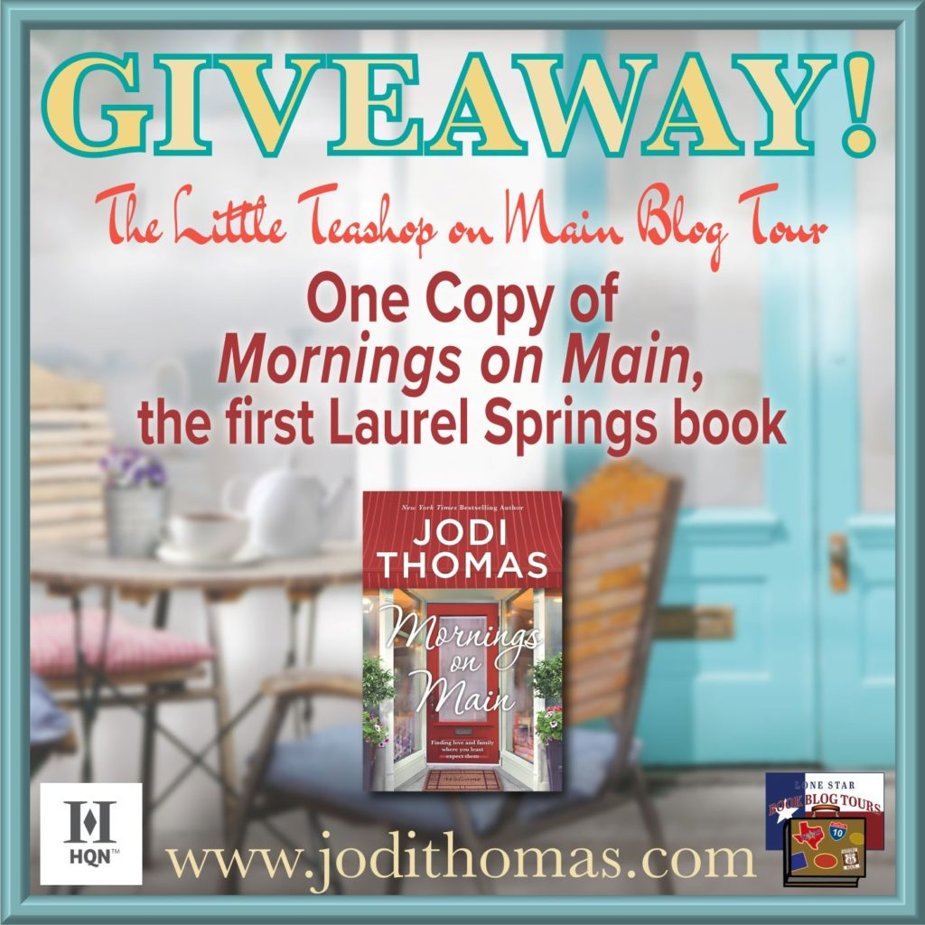 Little Teashop Giveaway
