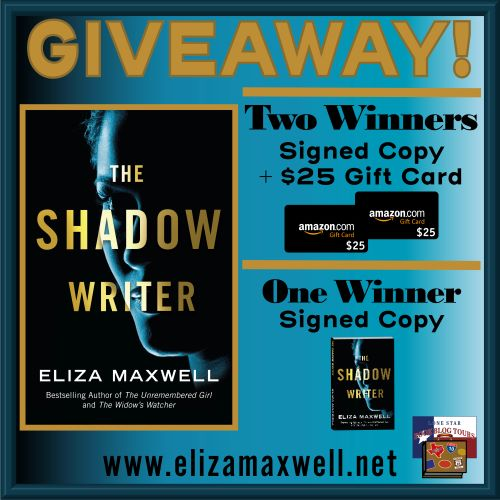 Giveaway Shadow Writer SMALL
