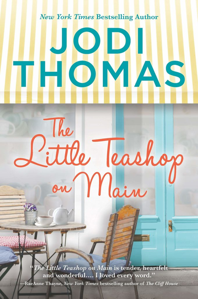 Little Teashop on Main - cover