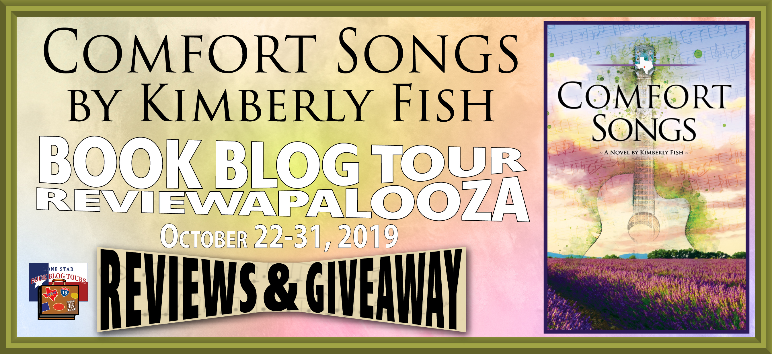 Comfort Songs Blog Tour