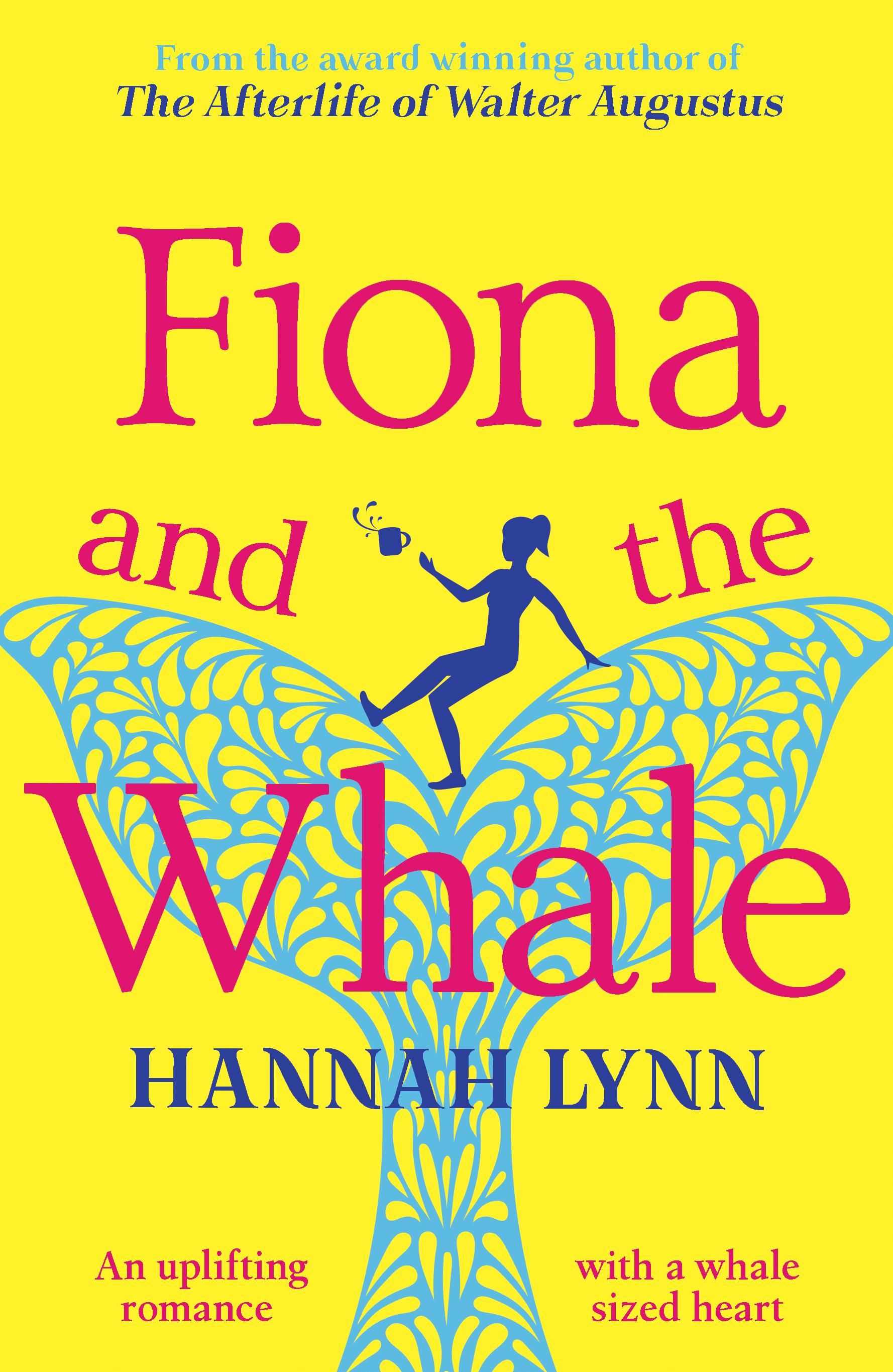 Fiona and the Whale cover