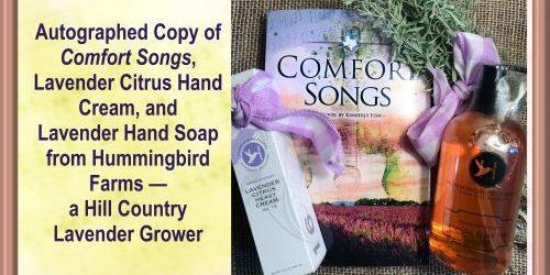 Giveaway Comfort Songs