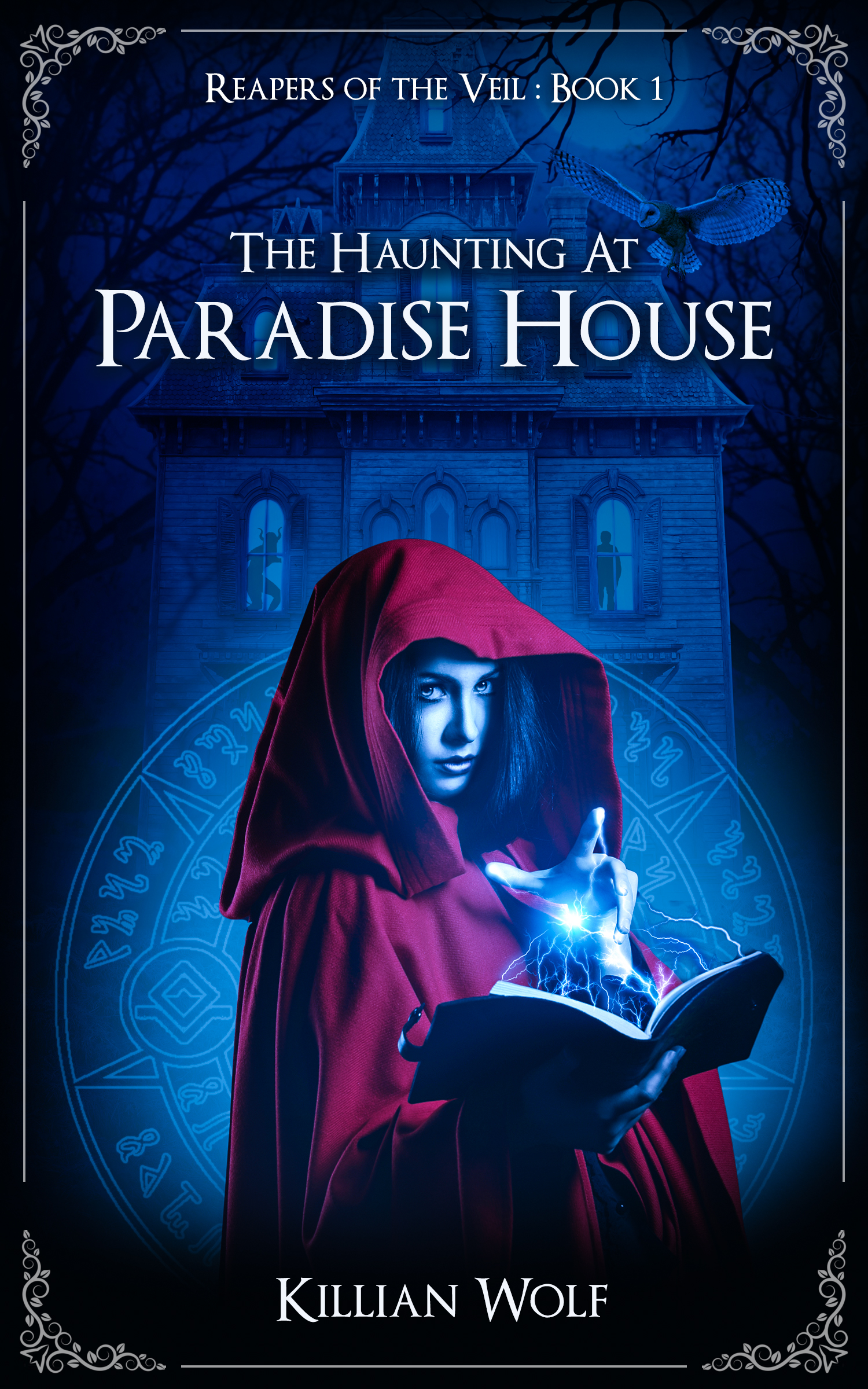 The Haunting at Paradise House eBook