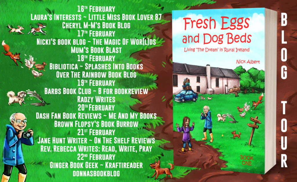 Fresh Eggs and Dog Beds Full Tour Banner