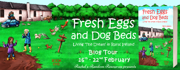 Fresh Eggs and Dog Beds