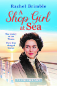 A Shop Girl At Sea Cover