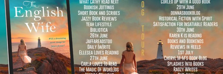 The English Wife Blog Tour