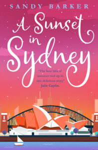 A Sunset in Sydney Cover