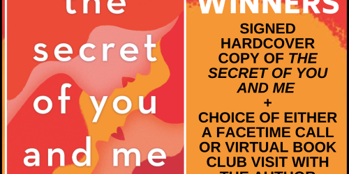 Secret of You and Me - Giveaway