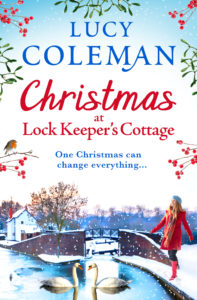 Christmas at Lock Keepes Cottage Cover