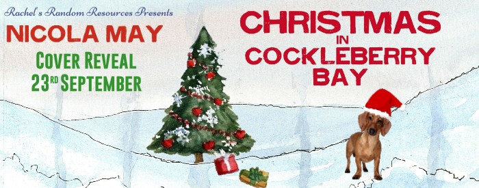 Christmas in Cockleberry Bay - Cover Reveal