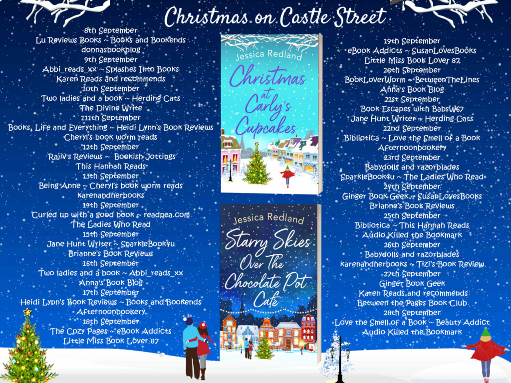 Christmas on Castle Street Full Tour Banner