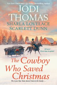 Cover Cowboy Who Saved Christmas Hi Res