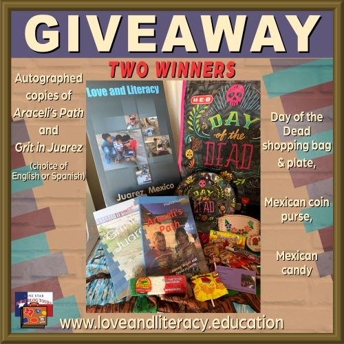 Giveaway Araceli's Path SMALL