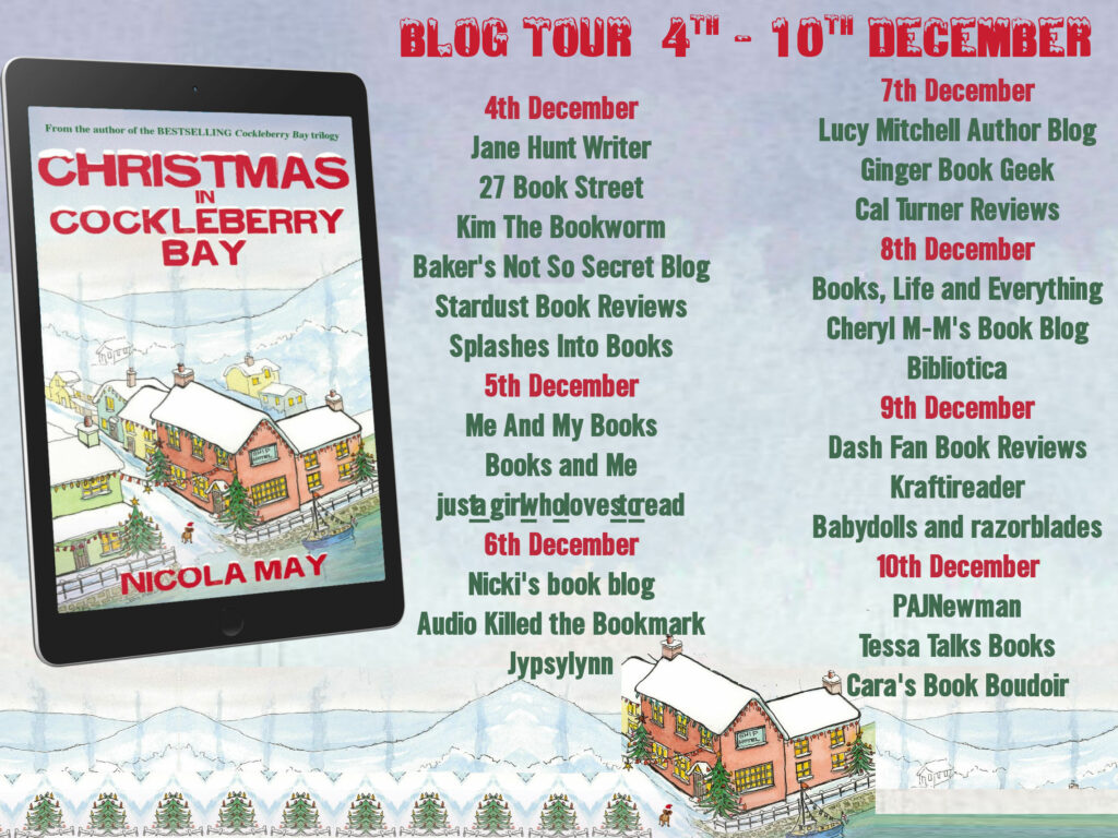 Christmas In Cockleberry Bay Full Banner