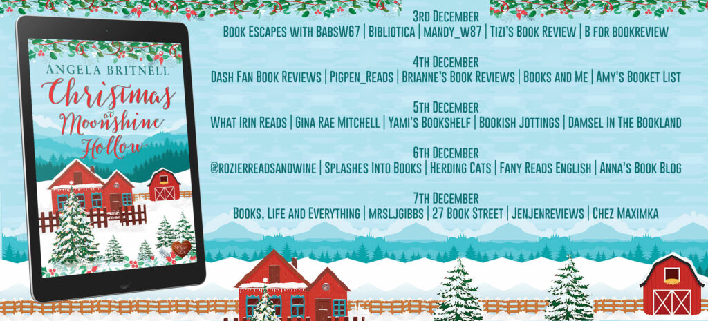 Christmas at Moonshine Hollow Full Tour Banner