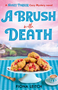 A Brush with Death cover