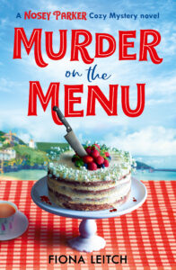 Murder on the Menu cover