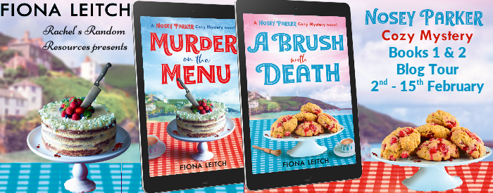 Nosey Parker Cosy Mystery Series