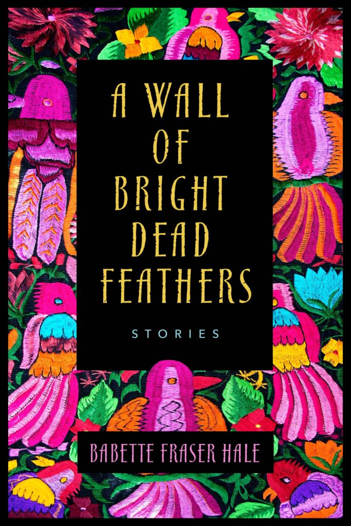 Cover A Wall of Bright Dead feathers