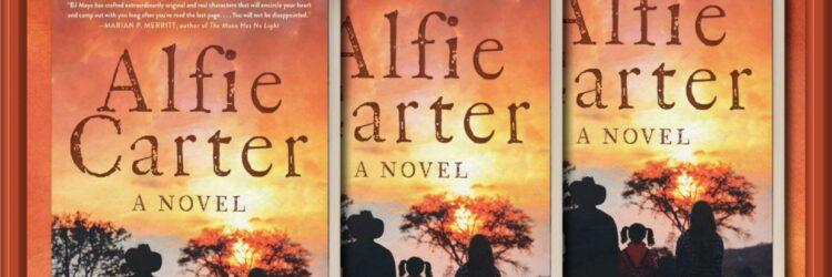 Giveaway Alfie Carter SMALLER