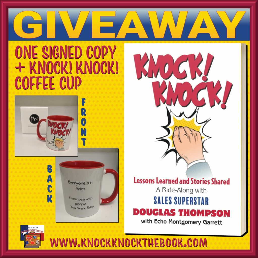 Giveaway Knock Knock