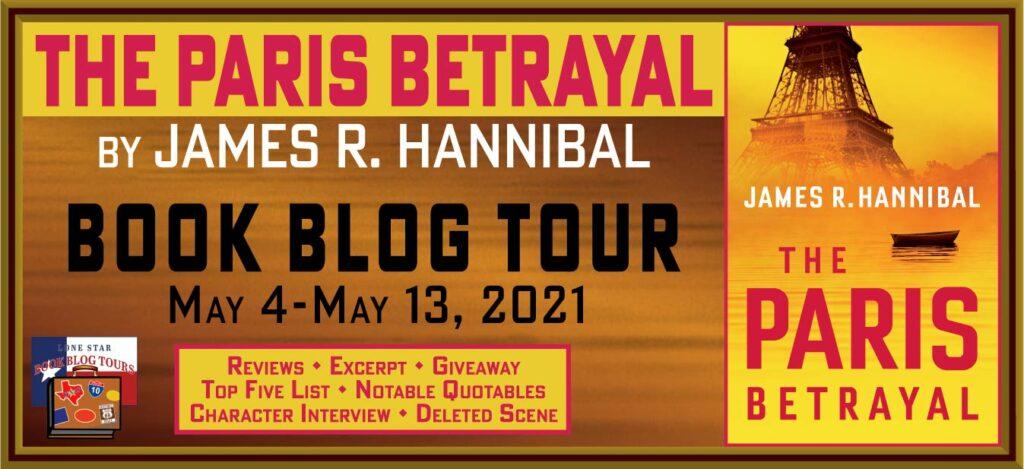 BNR The Paris Betrayal
