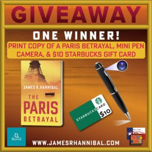 Giveaway Paris Betrayal LARGE