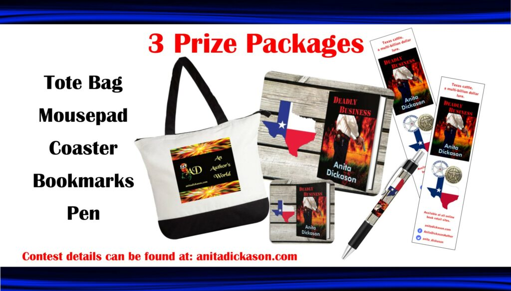 Giveaway 1 graphic Deadly Business Blitz