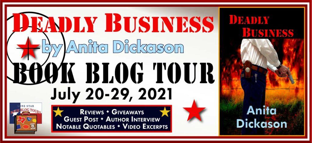 Deadly Business Blog Tour