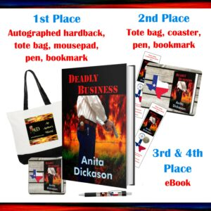 Giveaway Deadly Business