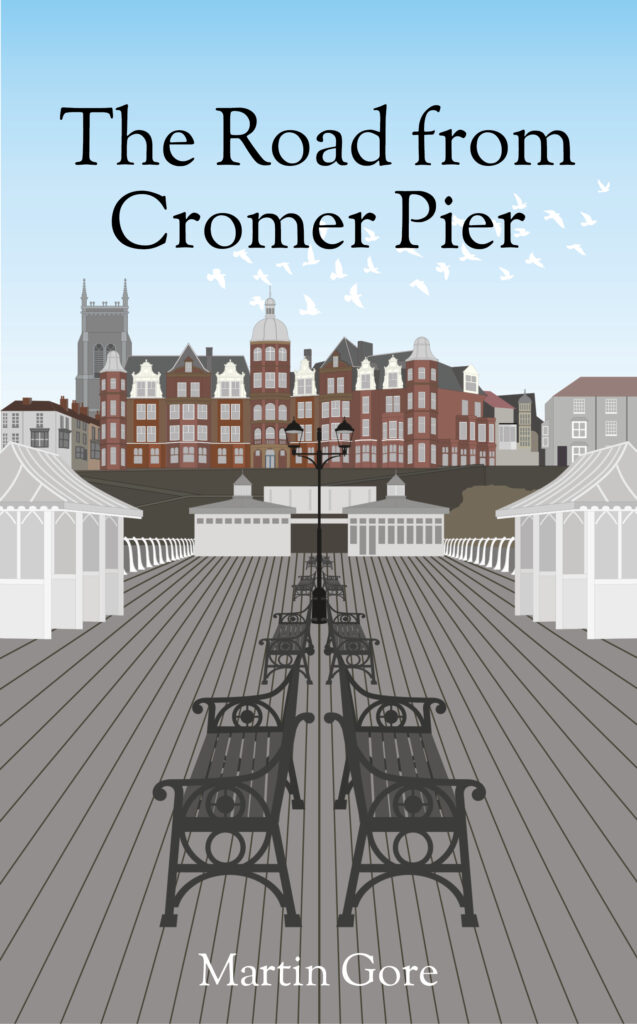 The Road from Cromer Pier12