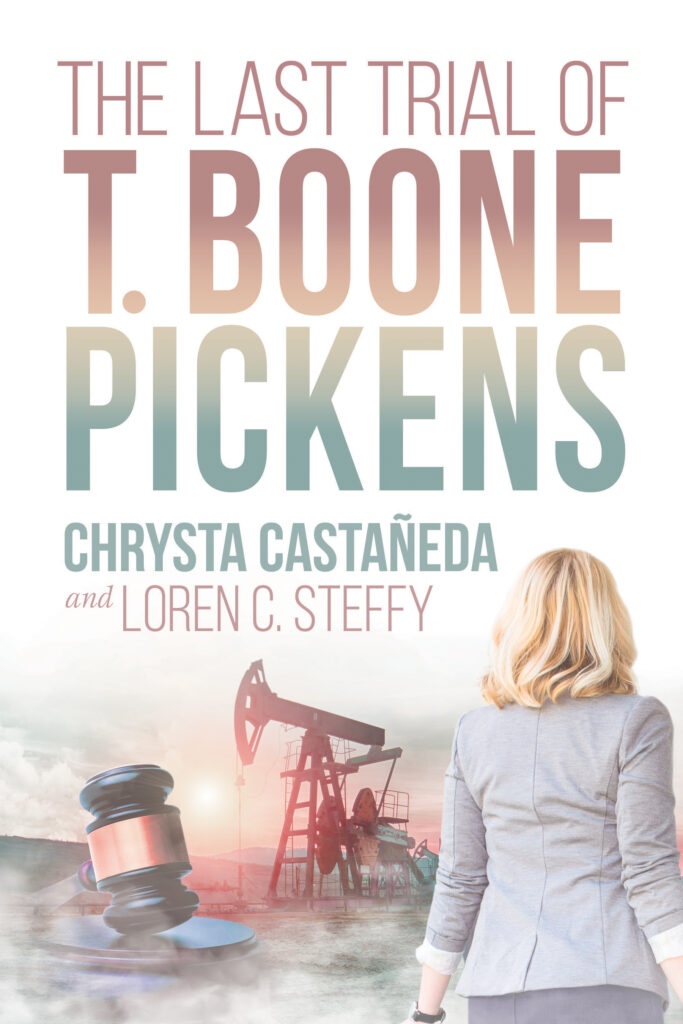 Cover Last Trial of T Boone Pickens 1